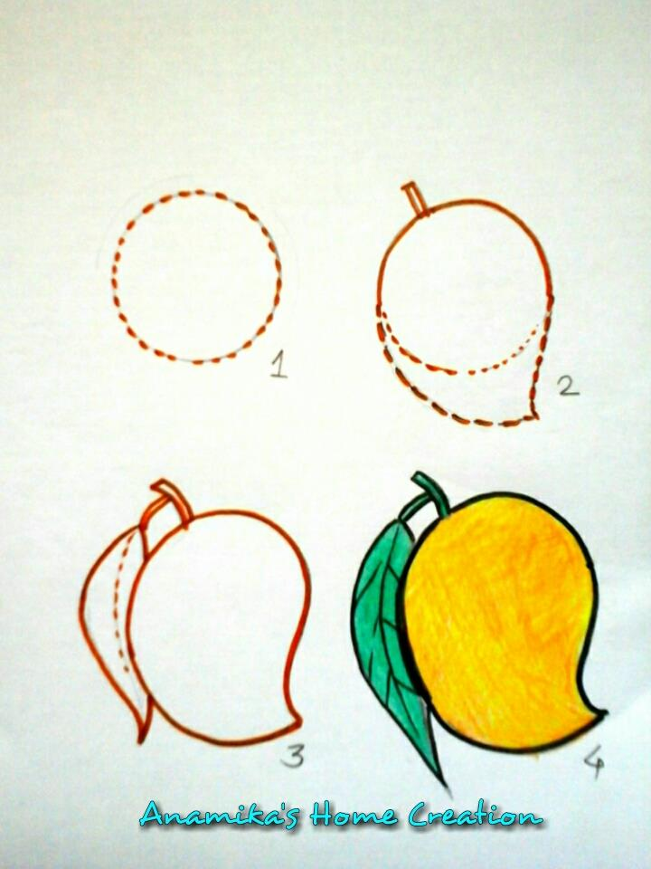 Draw With Children Simple Craft Ideas