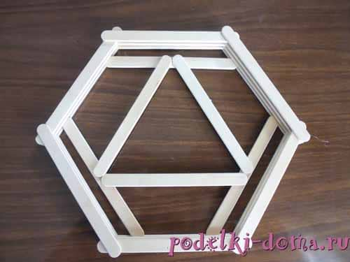 box from popsicle stick