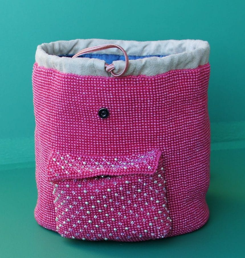 bead backpack