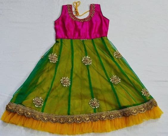 Different Types Of Frocks Designs Simple Craft Ideas