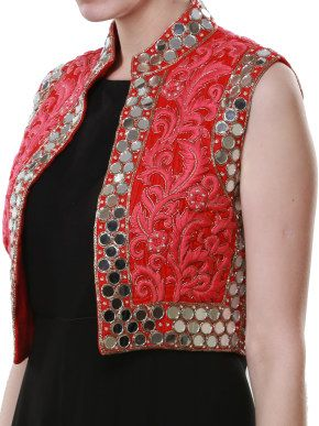 Different Types Of Jacket Style Kurtis Designs Smart