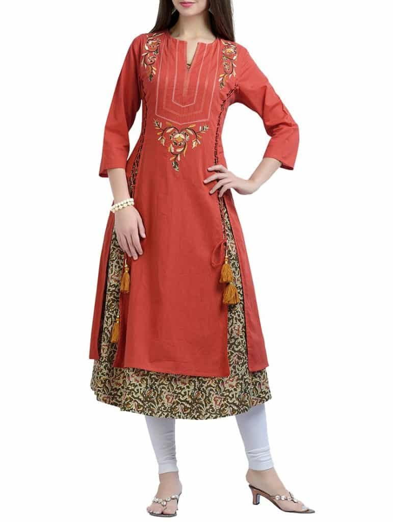 Different types of kurtis designs simple craft ideas for Different design