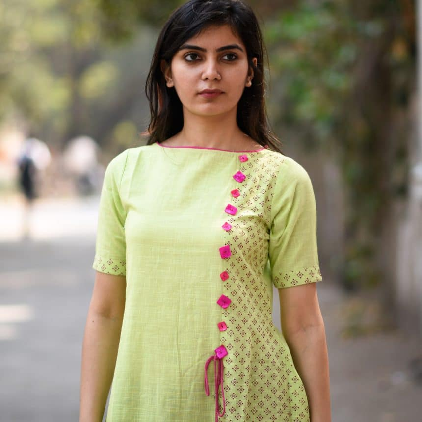 Different types of kurtis designs - Simple Craft Ideas