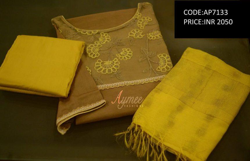 front design of kurtha
