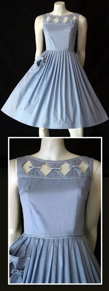 Different Types Of Frock Neck Designs Simple Craft Ideas