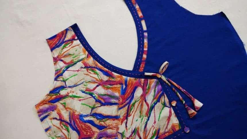 Stylish Neck Design Cutting And Stitching Simple Craft Ideas