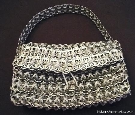 bag from canned keys