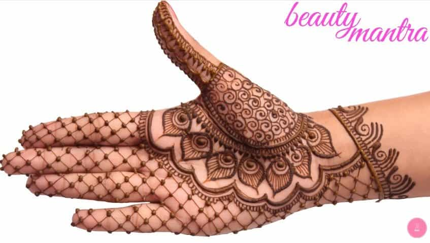 Simple Mehndi Design. How to simple mehndi design   Simple Craft Ideas
