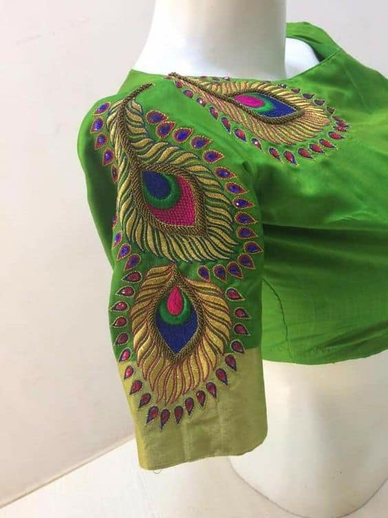 Different Types Of Blouse Sleeves Simple Craft Ideas