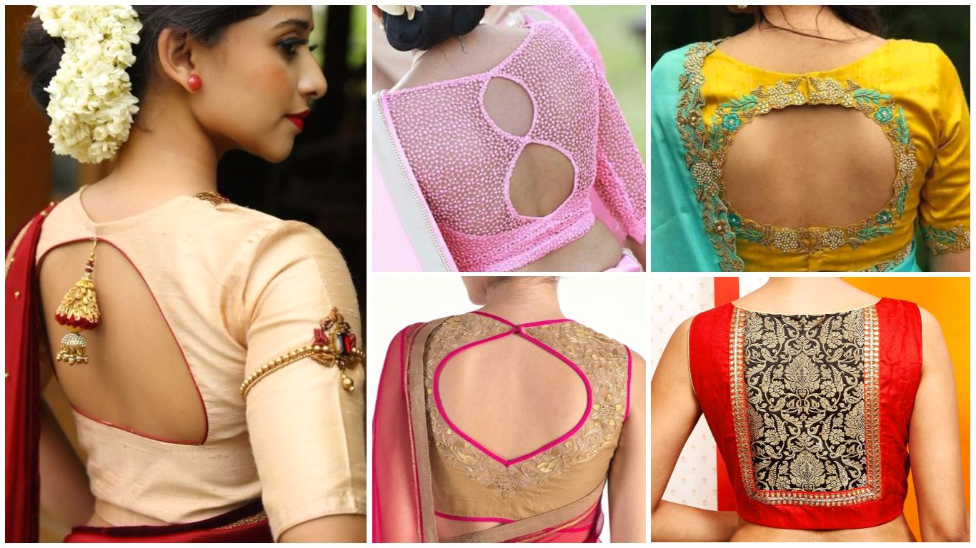 Wall Hanging Design Blouse For Saree 6 Simple Craft Ideas