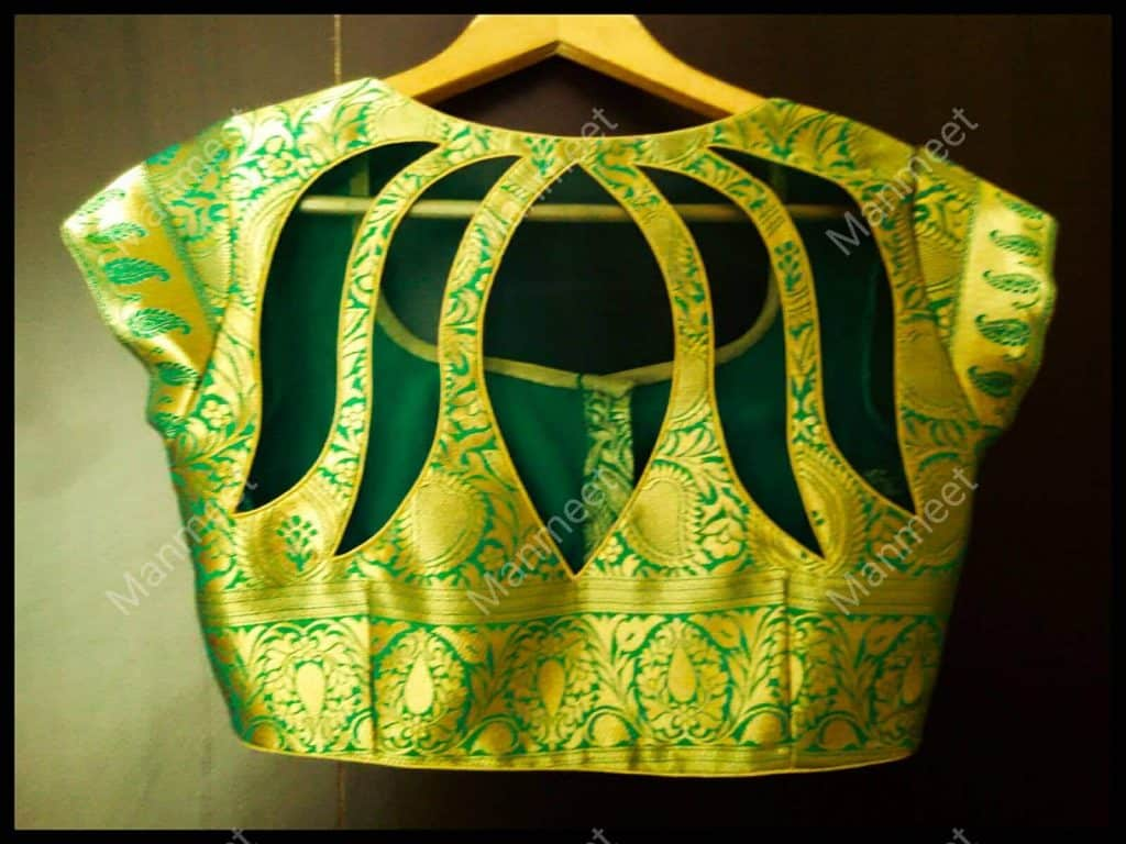 Different Types Of Blouse For Saree Simple Craft Ideas