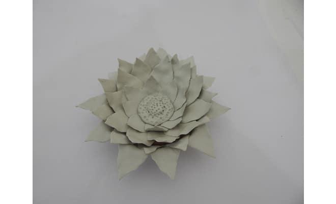 floral diya