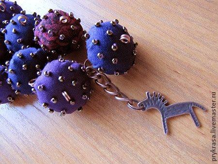 textile beads