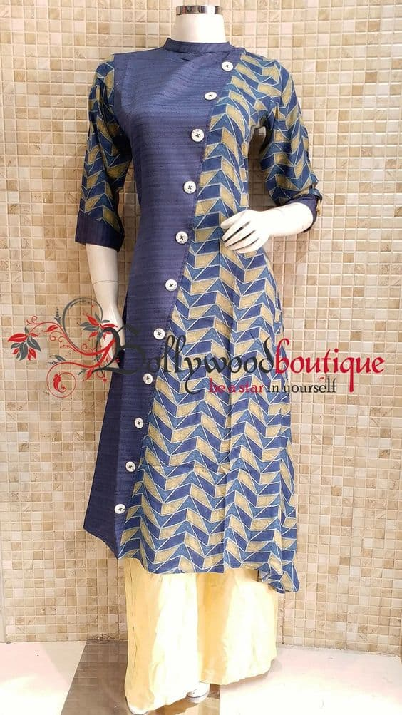 Stylish Neck Designs For Kurtis Simple Craft Ideas
