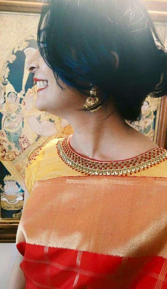 New Amp Trending Blouse Designs Indian Bride ArtsyCraftsyDad
