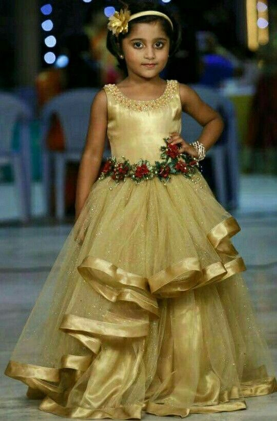 Latest Fashion Girls Frock Designs Simple Craft Ideas