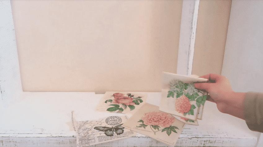 Running stitch embroidery