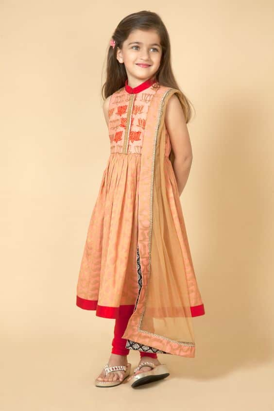 Kurti for little cuties
