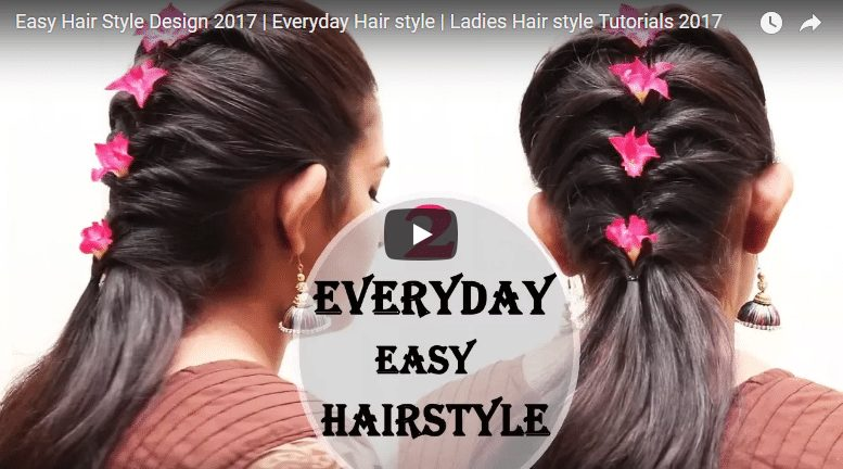 simple hair style design easy hair style design simple craft ideas 5039