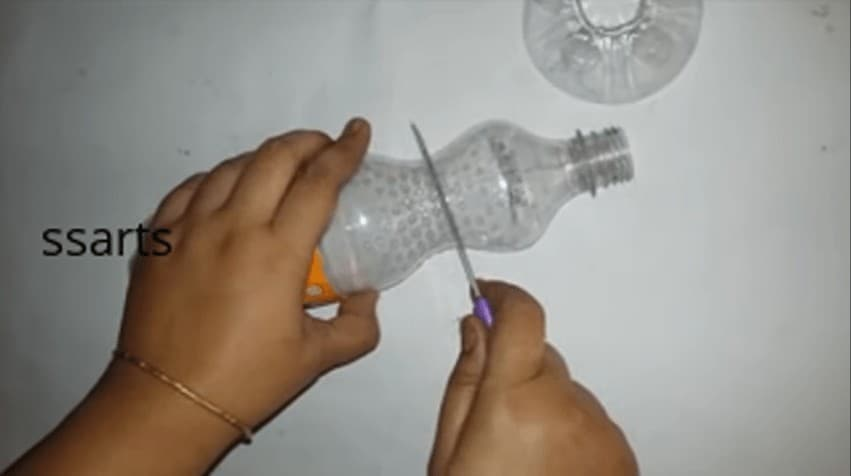 How To Make Flower Vase With Plastic Bottle Step By Step Archives